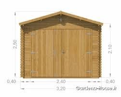 porta box auto porta box auto in legno a doppio battenti porte bois