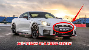 Nissan Altima Gtr - news 2017 nissan gt r nismo review youtube
