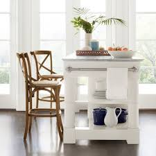 marble kitchen island barrelson kitchen island with marble top williams sonoma