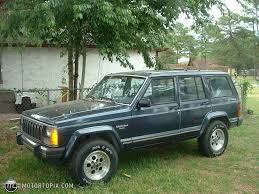suzuki jeep 1990 1990 jeep cherokee specs and photos strongauto