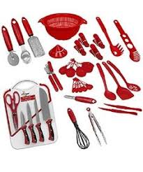 Red Kitchen Accessories Ideas Red Kitchen Aid Kitchen Utensils Recently Got These And Love Them