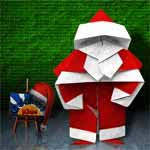 How To Make A Origami Santa - how to make an origami santa claus and diagram