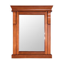 Wood Bathroom Medicine Cabinets With Mirrors Framed Medicine Cabinets Bathroom Cabinets Storage The