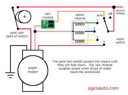 wiper motor wiring diagram wiring diagram and schematic design