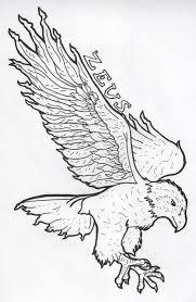 outline of eagle free download clip art free clip art on