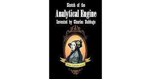 sketch of the analytical engine invented by charles babbage by