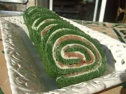 saumon cuisine fut roulé aux épinards et saumon dans la cuisine de fabienne