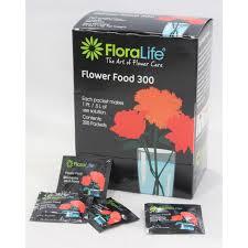 flower food packets floralife flower food 300
