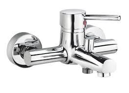 Bad Armatur Aufputz Wannen Badarmatur Wasserhahn Badewanne Mischbatterie
