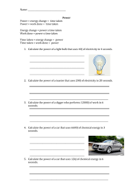 specific heat capacity worksheet with answers by trafficman