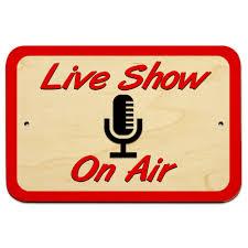 11 redneck home decor bar boliche e balada no mesmo lugar redneck home decor live show on air microphone 9 quot x 6 quot wood sign ebay