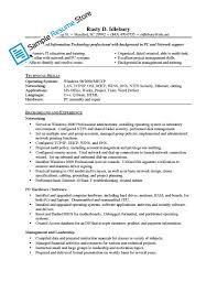 sample help desk resume resume for your job application