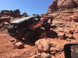 jeep safari truck 50th easter jeep safari cliff hanger trail ride quadratec