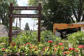 journey house community garden source of pride for clarke square