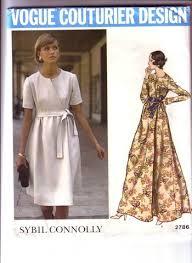 vogue dressmaking pattern 1970s found in mom u0027s basement