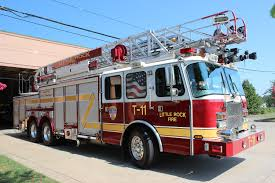 Little Rock Ar Zip Code Map by Fire Department City Of Little Rock