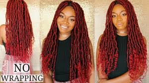 fortress soft dread hair new technique for goddess locs no wrapping lightweight easy