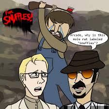 Fallout New Vegas Memes - fallout new vegas snuffles by generalofdarkness on deviantart