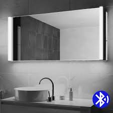 audio bluetooth super bright aura bathroom cabinets light