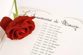 poeme 50 ans de mariage noces d or les anniversaires de mariage préparation mariage de l