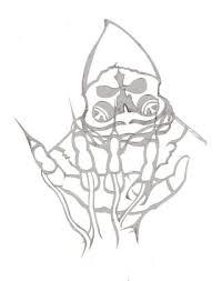 free batman arkham asylum scarecrow stencil art listia