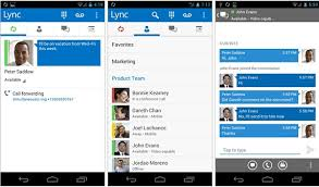 microsoft lync 2013 for android now available for - Microsoft Lync 2013 For Android