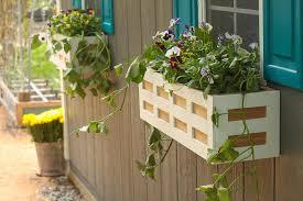 fence planter box plans u2013 outdoor decorations
