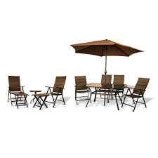 buy the christmas workshop perissa 11 piece patio set