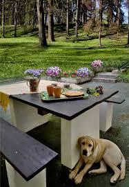 come creare un giardino fai da te gallery of costruire un tavolo da giardino bricoportale fai da te