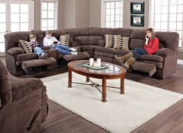 Oversized Reclining Sofa by Furniture Miraculous Dual Reclining Sofa Classy Homestretch