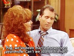 Married With Children Memes - gif set katey sagal married with children ed o neill marriedwchildren