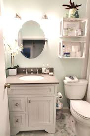 blue small bathroom makeovers easy bright tiny birdcages