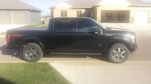 4 inch lift and 35 2015 lariat 35 inch tires 2