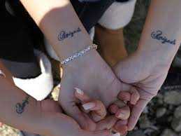 100 matching tattoo ideas for best friends forever matching