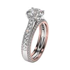 2ct engagement rings 2 carat diamond ring waterfall
