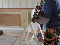 How To Make A Platform Bed Frame With Legs by How To Build A Bed Frame How Tos Diy