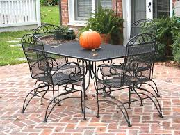 Patio Table Lowes 40 Design Ideas Wrought Iron Patio Furniture Lowes Furniture