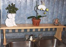 kitchen sink shelf woodworking plans