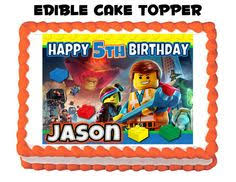 ninja birthday number personalized cake topper you choose ninja