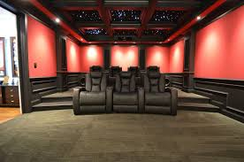 elite home theater seating white oaks cinema house and theater build avs forum home