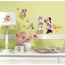 roommates 10 in x 18 in mickey and friends minnie mouse mickey and friends minnie mouse barnyard cuties
