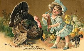 Thanksgiving Vintage 20 And Vintage Thanksgiving Postcards Vintage Everyday