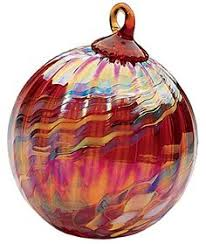 glass eye studio classic ornament jade mosaic agate chip 107l 1