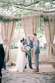 wedding backdrop burlap australian wedding tamara andrew real weddings 100 layer cake