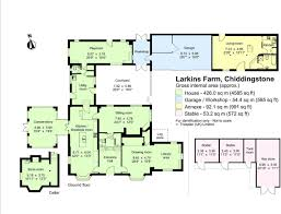 heathrow terminal 5 floor plan 7 bedroom equestrian facility for sale in hampkins hill road