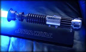 Star Wars Light Saver Bradley U0027s Homemade Star Wars Lightsaber Replicas Gadgetsin