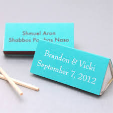 wedding favor matches co personalized matches personalized matches