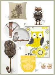 Owl Home Decor Owl Home Decor