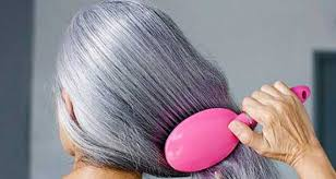 can gray hair turn black again simplest recipe to get rid of grey hairs and make them black again
