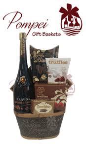 vodka gift baskets digestifs delight vodka gift basket by pompei baskets